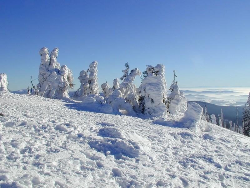 skigebied Mitterdorf