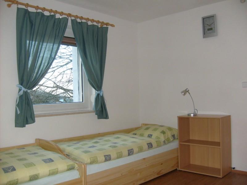 driepersoons slaapkamer